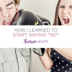 "How I Learned to Start Saying ""No"""