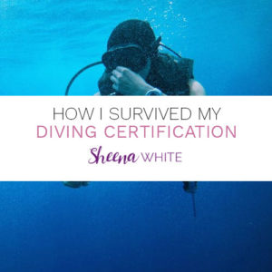 How I Survived My Diving Certification