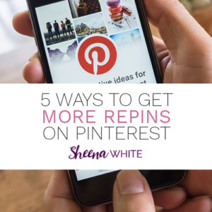 5 Ways to Get More Repins on Pinterest