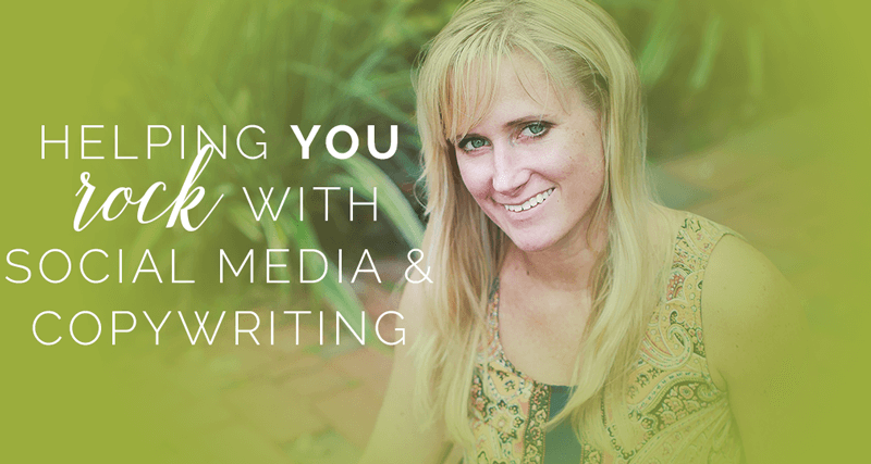Sheena White - social media and copywriting expert